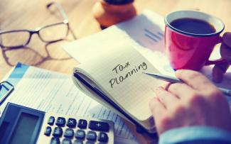 12_2019 Year-End Tax Planning